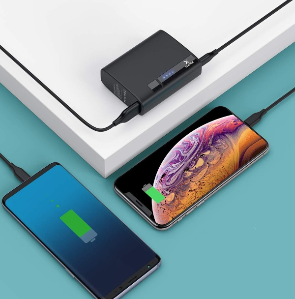 Xcentz Portable Power Bank – a little power bank for all your needs