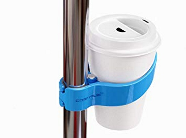 comfycup – the cup holder for the train