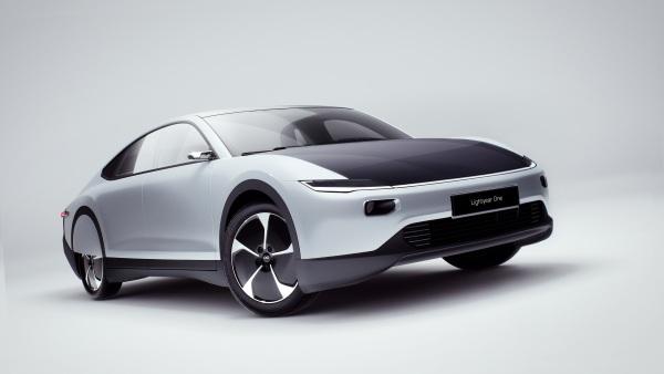Lightyear One – the solar powered electric car