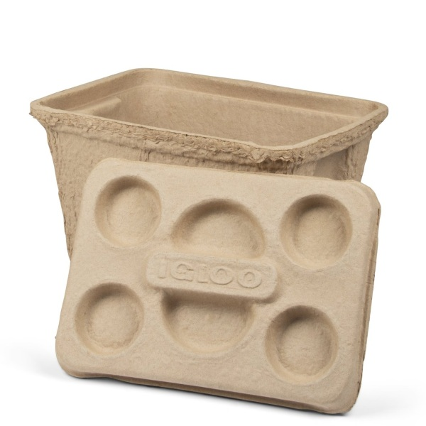 RECOOL – the reusable biodegradable cooler
