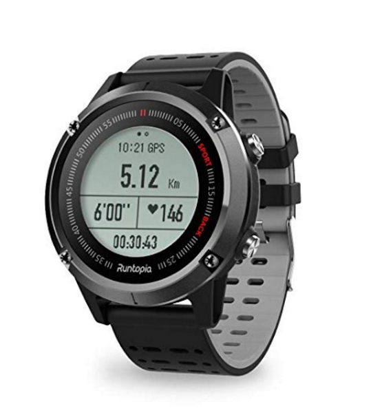 Runtopia S1 GPS – a simple running tracker