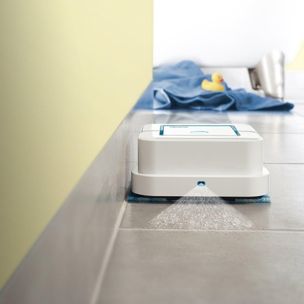 Braava Jet 240 – let a robot mop your floor