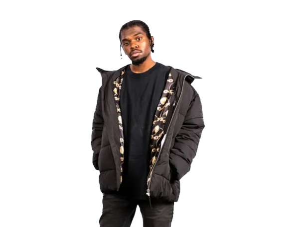 Recycled Puffer Jacket – check out this coat made from bottles