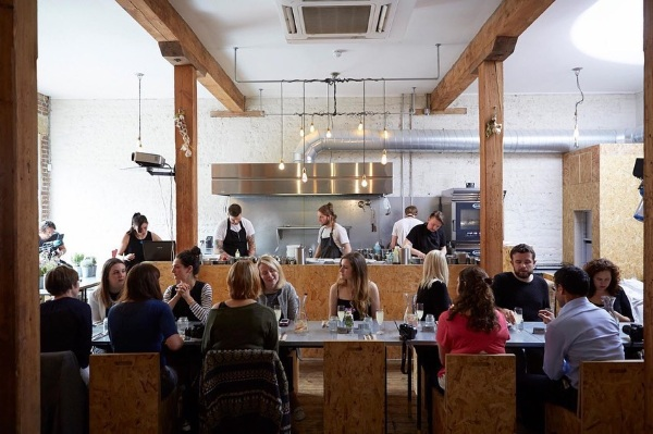 Silo – the sustainable, zero waste restaurant