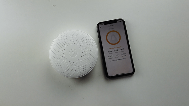 Save Your Own Life with the Airthings Wave Plus – Review