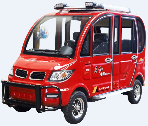 MingHong SEV S2 – $900 six-seater electric car is cheap, cheerful and oh so slow