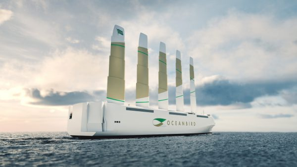 Oceanbird – wind powered cargo vessel is a revolution in the making
