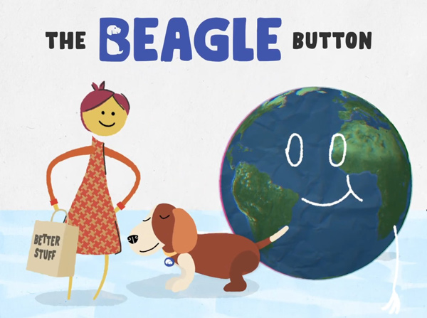 Beagle Button – helping us shop better through our browser