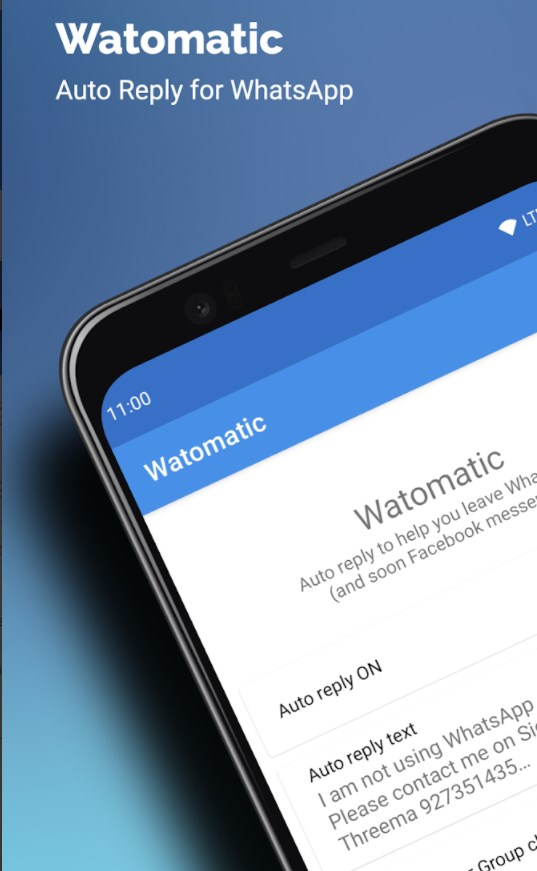 Watomatic – automatic tool helps you switch away from WhatsApp