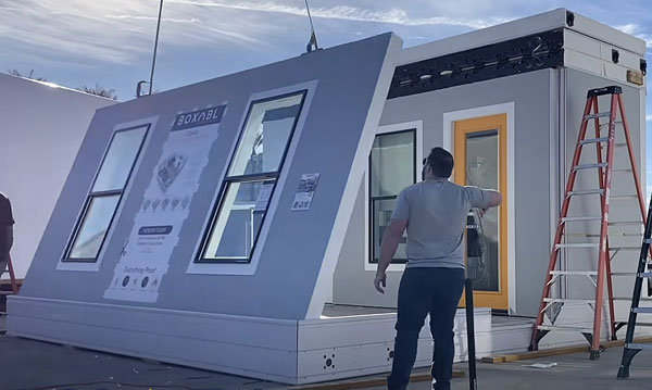 Boxabl Casita – one hour folding home for just $49,000 including kitchen bathroom
