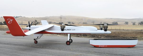 Elroy Air Chaparral – this cargo drone could change the face of delivery in the future