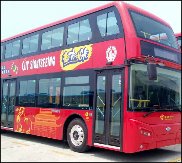 Electric Double Decker Bus – updates the London scene with zero emissions