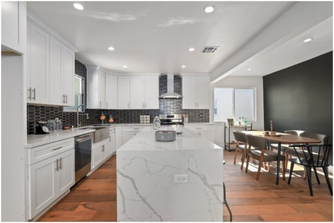 organize kitchen when learning how to sell your house
