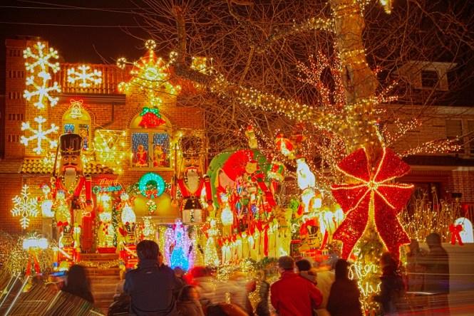 10 Spectacular Light Displays
