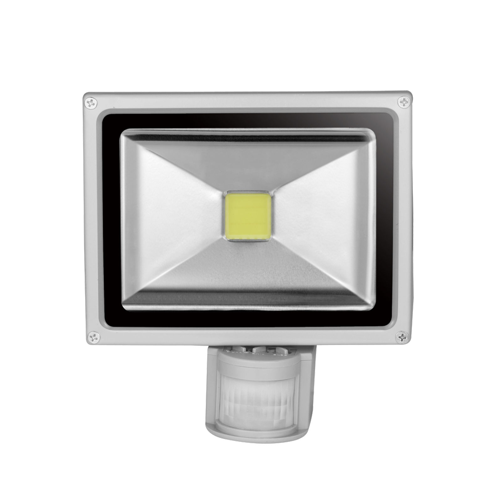 220 volt 20W LED SMD Flood Light With Motion Sensor Garden