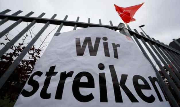 Germany: IG Metall pay settlement, workers' victory or bureaucratic showpiece?