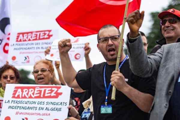 Algeria's revolutionary crisis