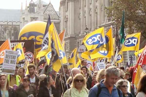Civil Servants ballot over pay