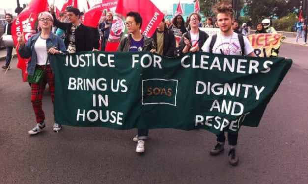 How Britain's biggest union undermines migrant workers' rights