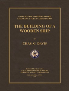 Building of a Wooden Ship, Charles G Davis