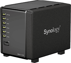 Synology DiskStation DS411 Slim