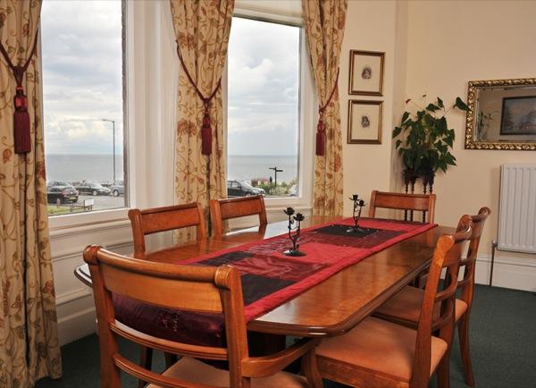 Garden Apartment Dinning Room