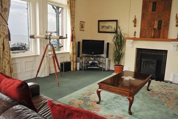 The Garden Apartment Lounge
