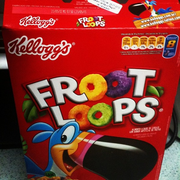 Froots loops