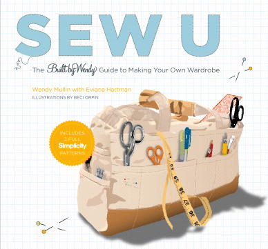 Review: Sew U: The Built by Wendy Guide to Making Your Own Wardrobe | Red-Handled Scissors