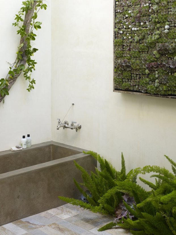Friday Internet Crushes: Green With (Vertical Garden) Envy | Red-Handled Scissors