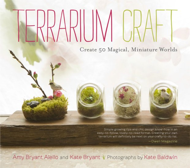 Ultimate Terrarium Package Giveaway from Timber Press | Red-Handled Scissors