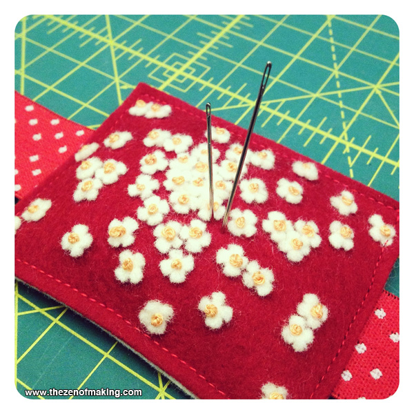 Friday Internet Crushes: Sewing Needle 101 | Red-Handled Scissors