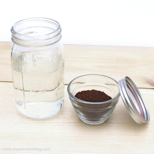 Recipe: Mason Jar Cold Brew Coffee   Red-Handled Scissors