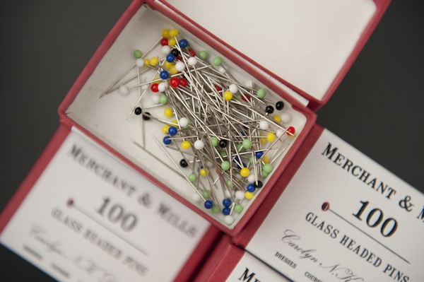 Saturday Internet Crushes: Merchant & Mills | Red-Handled Scissors