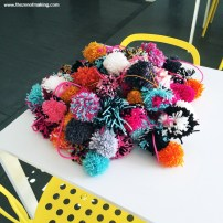 Photo Roundup: Sewing for All Seasons Book Party at Brooklyn Craft Company   Red-Handled Scissors