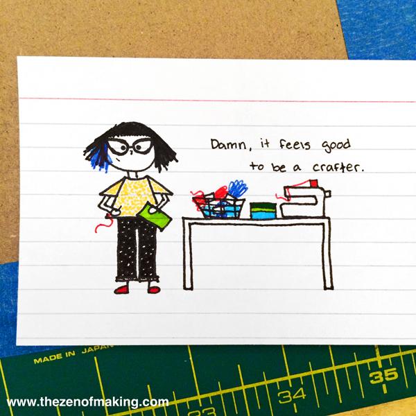 Sunday Snapshot: Tiny Cranky Haley, Week 3 | Red-Handled Scissors