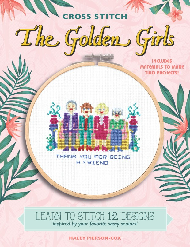 Cross Stitch The Golden Girls