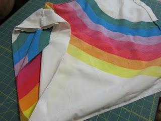Tutorial: Pillowcase Sundress: Part 1 | Red-Handled Scissors