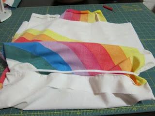 Tutorial: Pillowcase Sundress: Part 2 | Red-Handled Scissors