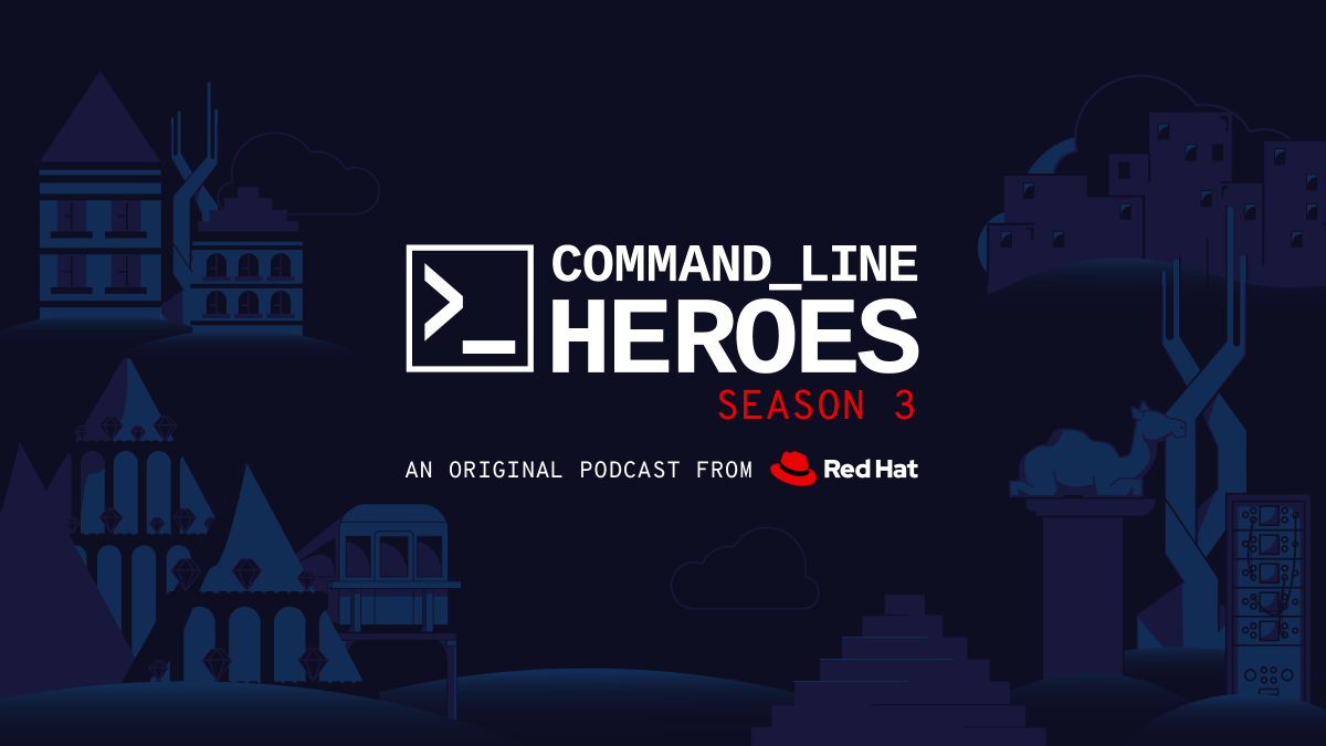 command line heroes