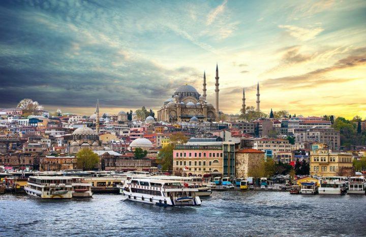 Eminonu di Istanbul