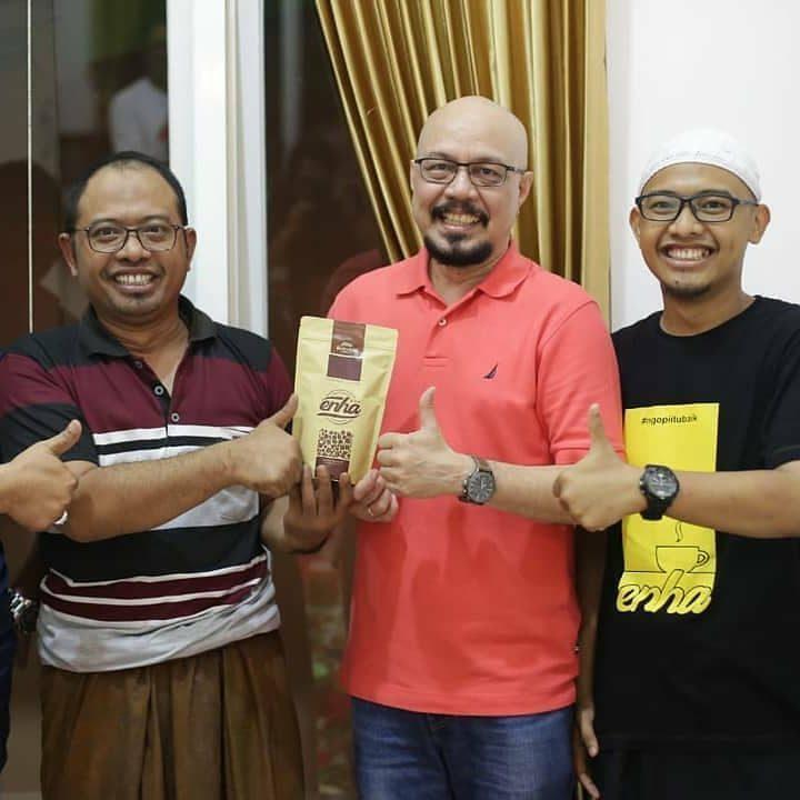 Kopi Enha Langgongsari Purwokerto