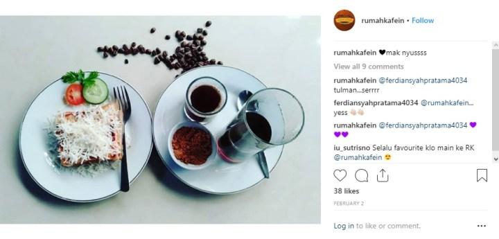 Rumah Kafein Purwokerto