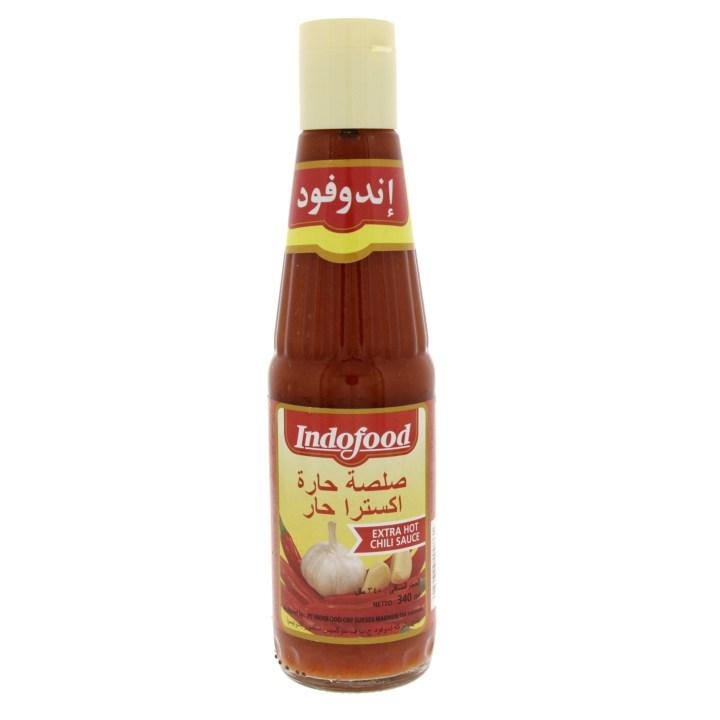 Sambal Indofood di Sudan