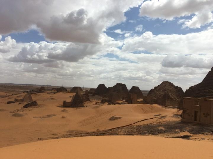 gambar-piramida-di-sudan