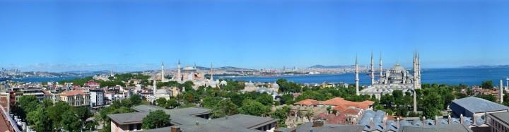 kondisi cuaca dan iklim di istanbul