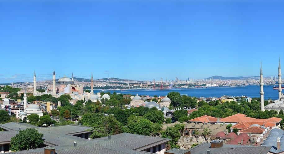 kondisi iklim di istanbul