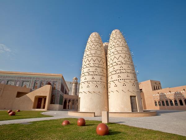 Katara Cultural Village di Doha, Qatar