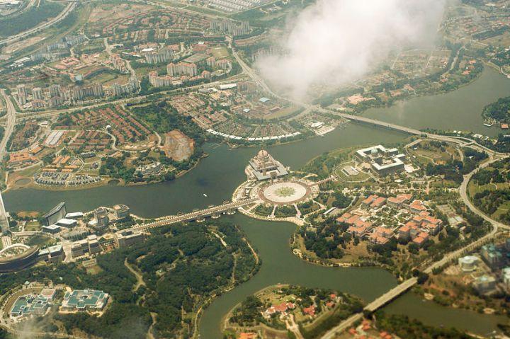 Ibu kota Putrajaya Malaysia
