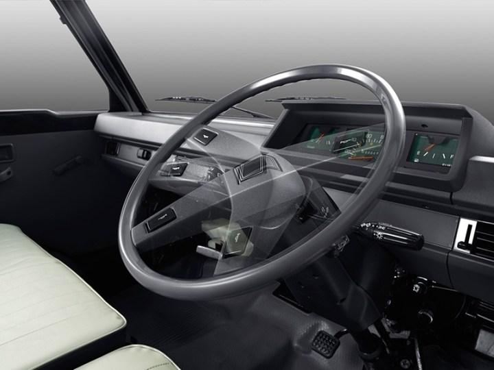 Kondisi interior - Power steering